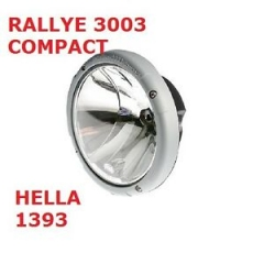 HELLA 12V Driving Light Rallye 3003 Spread Beam1393 Rallye Compact Driving Lamp