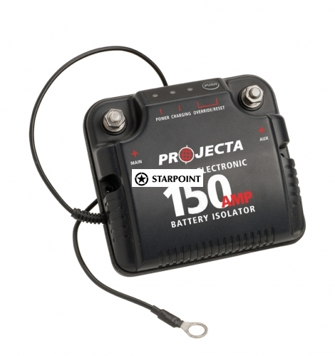 Projecta Dual Battery Isolator 12 Volt 150 Amp
