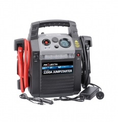 Projecta 12/24V 2200A HIGH PERFORMANCE JUMPSTARTER AND POWER SUPPLY