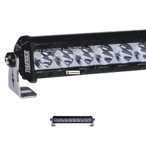Thunder 9 LED Light Bar Spot Beam