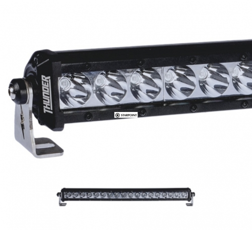 Thunder 18 Cree LED Light Bar Pencil Beam