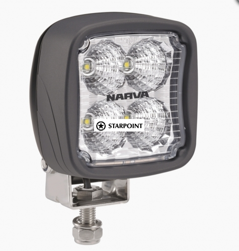 Narva 9-64V LED Work Lamp Flood Beam - 1800 lumens