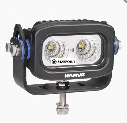 Narva Heavy-Duty LED Work Lamp Flood Beam - 1800 lumens