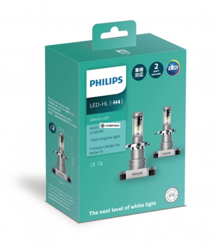 Philips Ultinon LED-HL H4
