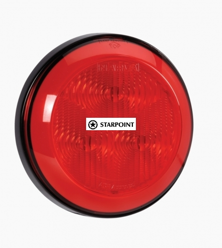 Narva 9–33 VOLT MODEL 43 LED REAR STOP/TAIL LAMP (RED)