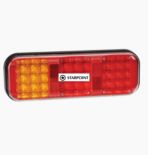 Narva 9-33 VOLT MODEL 42 LED REAR TWIN STOP/TAIL AND DIRECTION INDICATOR LAMP