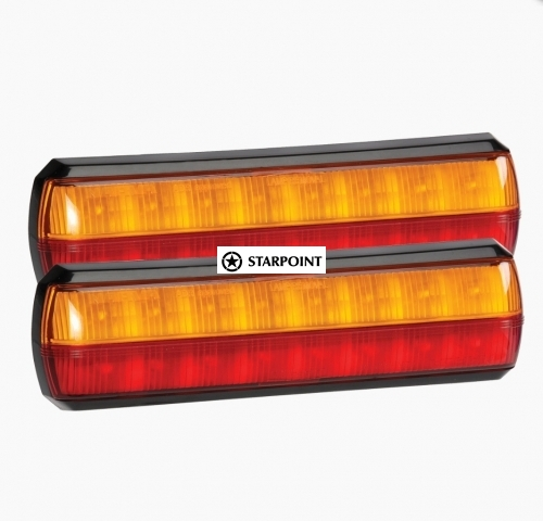 Narva 10–30 VOLT MODEL 38 LED SLIMLINE REAR STOP/TAIL AND DIRECTION INDICATOR LAMP
