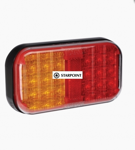Narva 9–33 VOLT MODEL 41 LED REAR STOP/TAIL AND DIRECTION INDICATOR LAMP