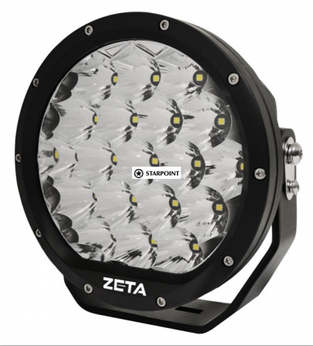ZETA07  Pair 7 inch  LED Driving Lamp Offroad Round LED Driving Lights for Sale